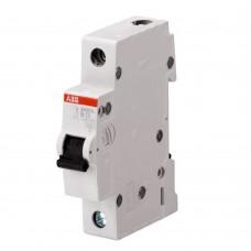 Автоматический выключатель однополюсный ABB SН 201 B 10А