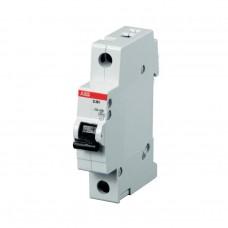Автоматический выключатель однополюсный ABB SН 201 B 20А