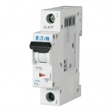 Автоматический выключатель PL4-C16А-1 Еaton