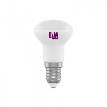 Лампа светодиодная рефлекторные PA10 ELM 5W E14 4000K, 18-0052