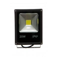 Прожектор светодиодный Neomax, NX20 IP65 20W черный