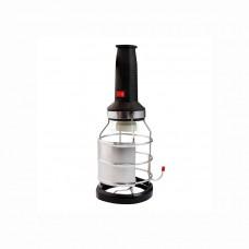 Переносной светильник с ручкой из каучука и выключателем Lezard 106-0400-106