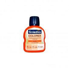 Пигмент Sniezka Colorex универсальный №21 оранжевый 100 мл