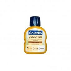 Пигмент Sniezka Colorex универсальный №63 светлый орех 100 мл