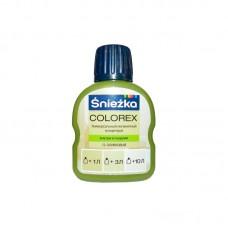 Пигмент Sniezka Colorex универсальный №72 оливковый 100 мл