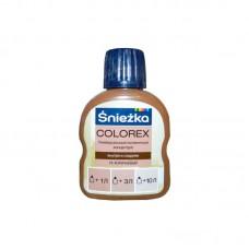 Пигмент Sniezka Colorex универсальный №74 коричневый 100 мл