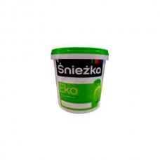 Краска водоэмульсионная «EKO» Sniezka 1 л