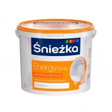 Краска водоэмульсионная «Energy» Sniezka 3 л