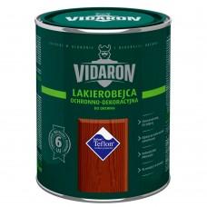 Лакобейц защитно-декоративное средство L04 греческий орех Vidaron 0.8 л