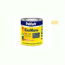 Экомаль ПФ - 115 Polifarb бежевая 0.9 кг