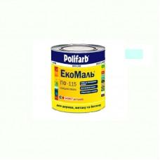 Экомаль ПФ - 115 Polifarb светло голубая 0.9 кг