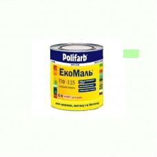 Экомаль ПФ - 115 Polifarb светло зеленая 0.9 кг