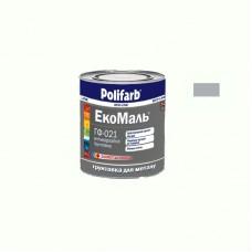 Грунтовка ЭКОМАЛЬ ГФ - 021 Polifarb серая 2.7 кг