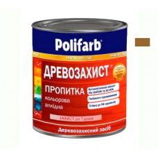 Древо защитная пропитка Polifarb палисандр 0.7 кг
