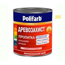Древо защитная пропитка Polifarb сосна 0.7 кг