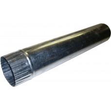 Отвод для дымохода оцинкованная сталь D110 мм