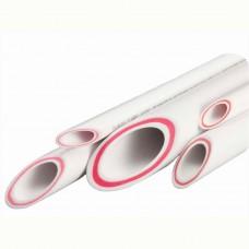 Труба полипропиленовая Fiber PN20 со стекловолокном DN 20мм/2.8мм