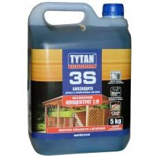 Биозащита для дачной и садовой древесины Tytan 3S 5л