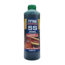 Биозащита для дачной и садовой древесины Tytan 5S 1л бесцветная