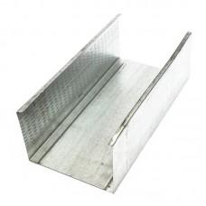 Профиль CW 75 металлический оцинкованный 3 метра, 0.45 мм