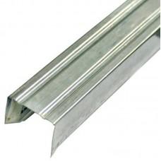 Профиль UD 27 металлический оцинкованный 3 метра, 0.45 мм
