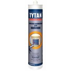 Герметик Tytan силикатный для каминов 310 мл