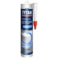 Герметик Tytan силиконовый для акриловых ванн и ПВХ 310 мл