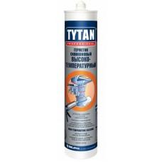 Герметик Tytan силиконовый высокотемпературный 310 мл