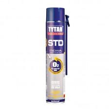 Пена Монтажно-уплотнительная Tytan O2 500 мл