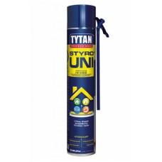 Клей пена TYTAN O2 Styro UNI Универсальная