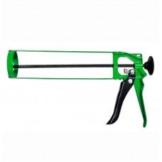 Пистолет для герметика скелетообразный металлический Favorit 12-010