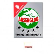 Пигмент для затирки швов Anserglob карамель 50 гр №114