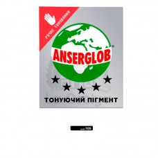Пигмент для затирки швов Anserglob графит 50 гр №105