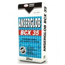 Смесь клеевая ANSERGLOB BCX 35, 25 кг