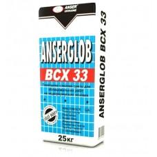 Смесь клеевая ANSERGLOB BCX 33, 25 кг