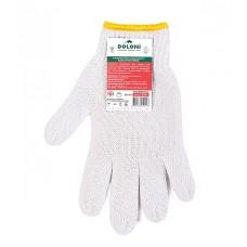 Перчатки Doloni белые 554