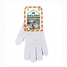 Перчатки Doloni белые 576
