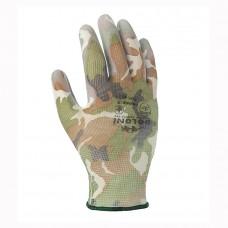 Перчатки Doloni неполный гладкий облив 4551