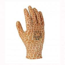 Перчатки Doloni неполный гладкий облив 4553
