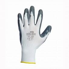 Перчатки Doloni с нитриловым покрытием 4525
